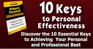 10 Keys to Personal Effectiveness
