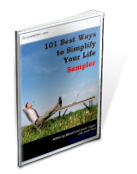101 Best Ways to Simplify Your Life ebook