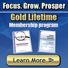 Lifetime Gold Membership